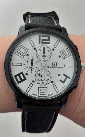 Zegarek GT biała tarcza
