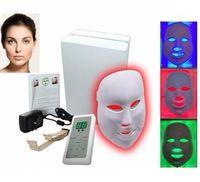 Mascara de Fototerapia de Leds com 7 Cores