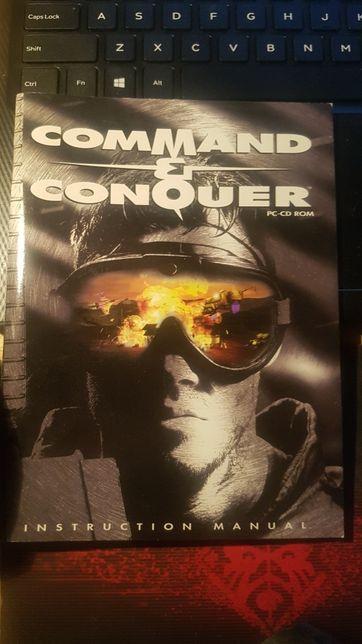 Command and conquer instrukcja z Big Boxa