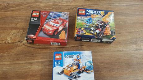 Lego różne zestawy 20zł/szt