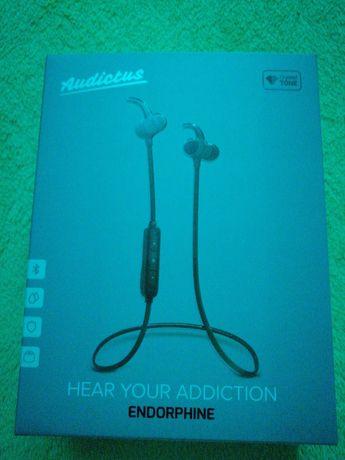 Nowe słuchawki bezprzewodowe audictus endorphine