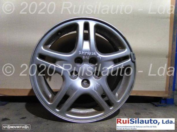 Jante De Alumínio R16 Subaru Impreza (gd) 2.5 I Wrx Awd (gdg)