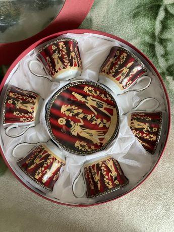 Чайний сервіз чайный набор подарочный набор
