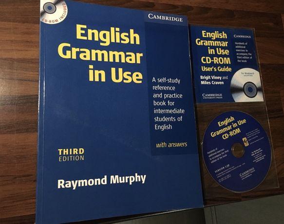 Самоучитель английского English Glammar in Use Cambridge