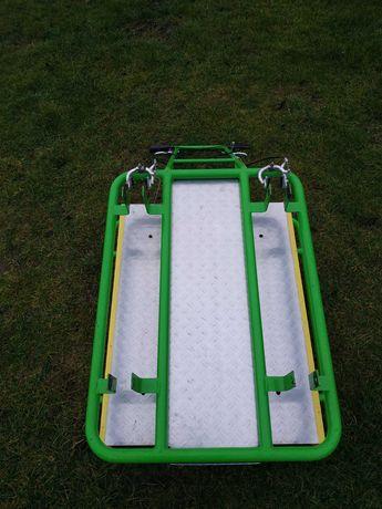 Wózek dla dzieciaków 4 osobowy.