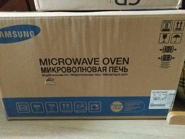 Продается микроволновая печь.