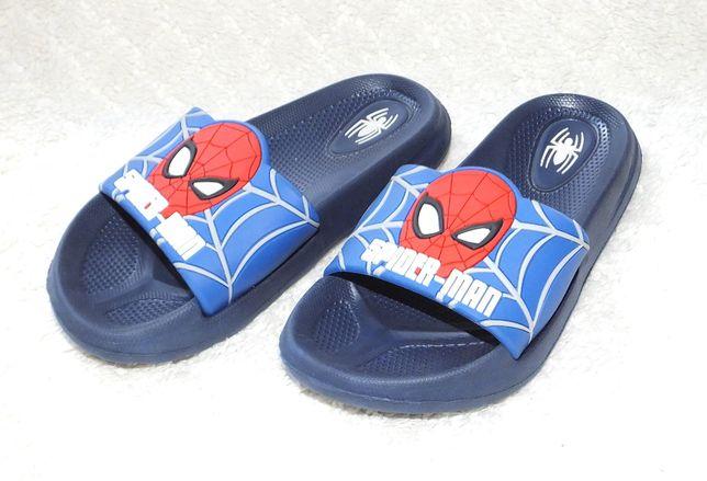 Klapki basenowe Spider-man, rozmiar 29 CCC