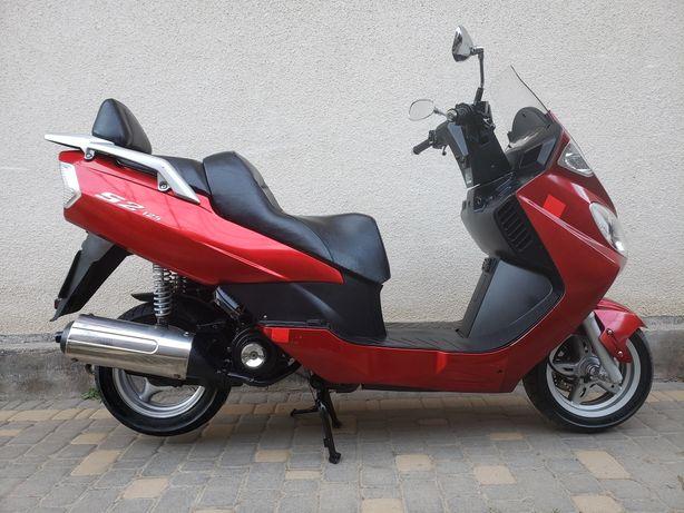 Daelim S2 125cc (honda)