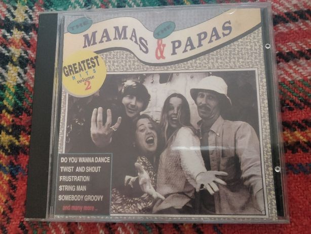 CD's Mamas and Papas