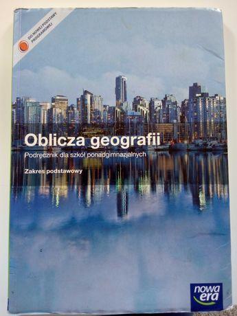 """""""Oblicza geografii """" zakres podstawowy. Nowa era"""