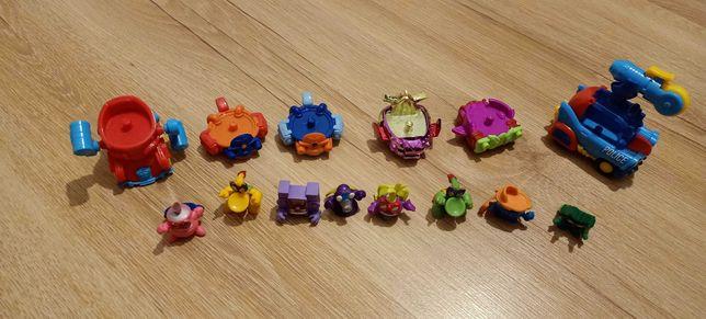 Sprzedam zabawki- pojazdy super zinks