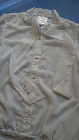 Нарядная школьная блузка MONE р-р 152