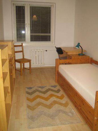 Pokój 1-os. zadbane mieszkanie, internet światłowód, Poznań Grunwald