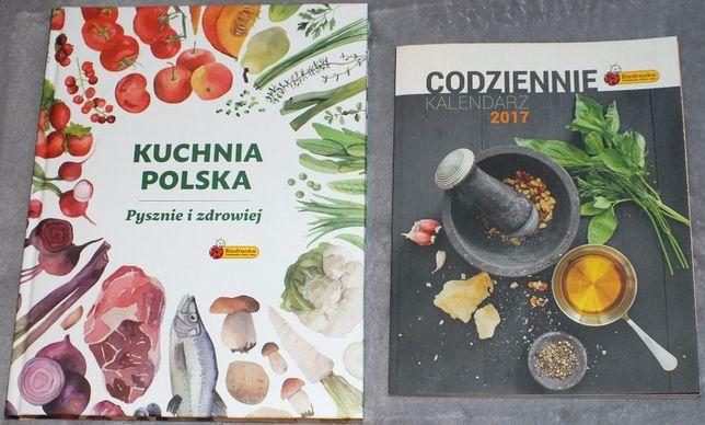 Nowa Kuchnia Polska + gratis Kalendarz z przepisami Biedronka
