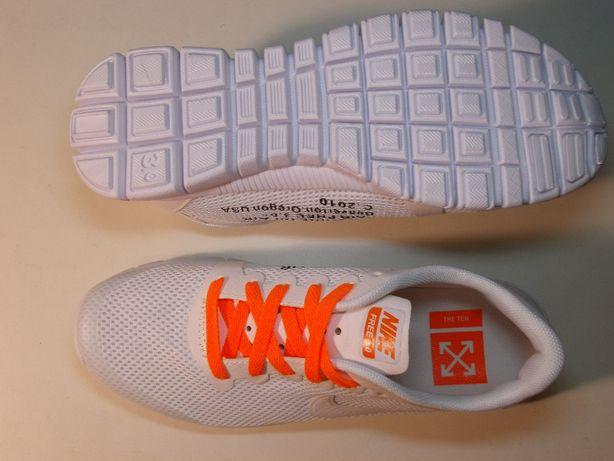 NIKE FREE 3.0 кросівки білі. Кроссовки.