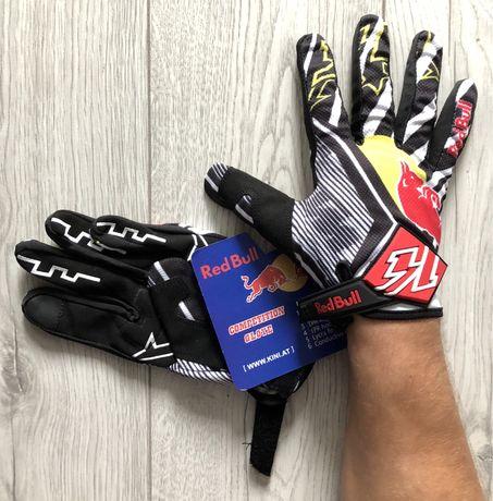 Rękawiczki Red Bull KTM Quad Cross Motocross rowerowe