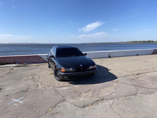 Продам BMW e39 газ/бензин (Обмен)