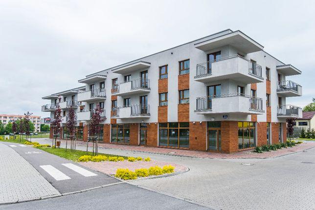 Nowy lokal usługowo - handlowy do sprzedaży Białobrzegi