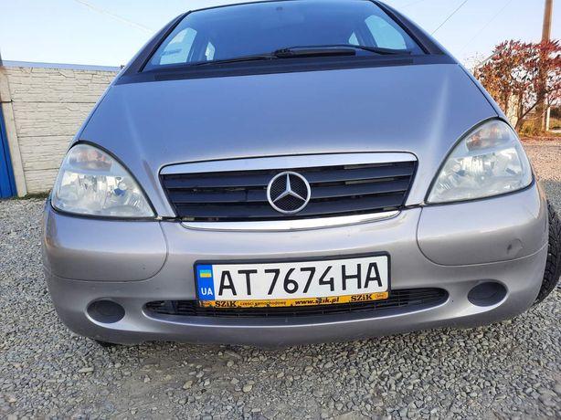Mercedes-Benz класу А