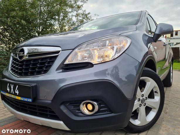 Opel Mokka 1.7 CDTI * 131 KM * 4X4 * Bagażnik * Alu * Grz.ker. * 6 Biegów *
