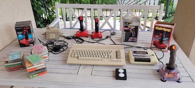 Super zestaw Commodore 64