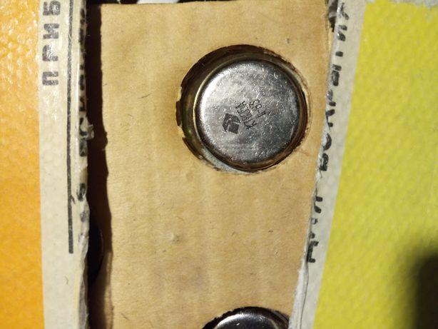 Транзистор кт 805а ссср