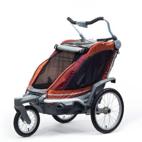 Nowa Przyczepka Thule Chariot Chinook  Nowa
