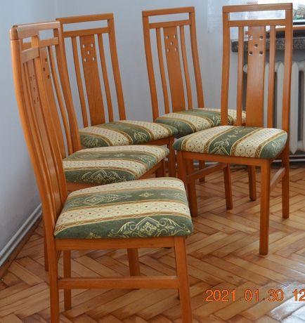krzesła drewniane do pokoju