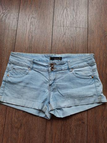Krótkie spodenki jeansowe Tally Weijl rozrmiar 42