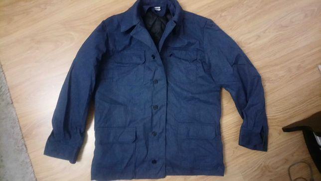 Spodnie robocze kurtka robicza z podpinka