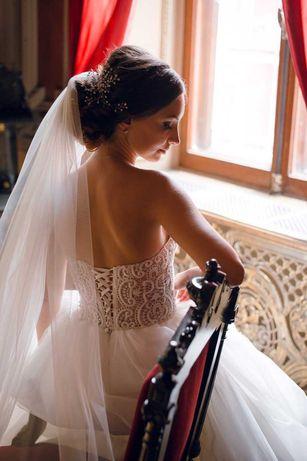Роскошное свадебное платье от Lanesta