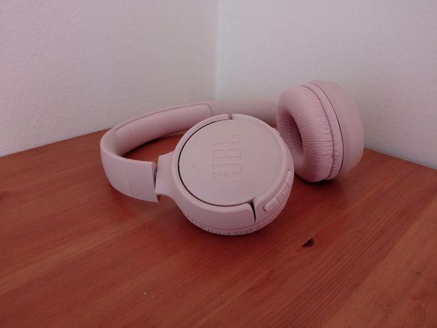 JBL TUNE 500BT Słuchawki bezprzewodowe różowe