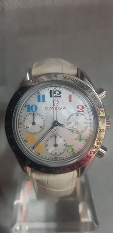 Omega speedmaster Olympic  Collection