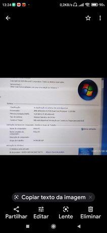 Portátil HP G62.