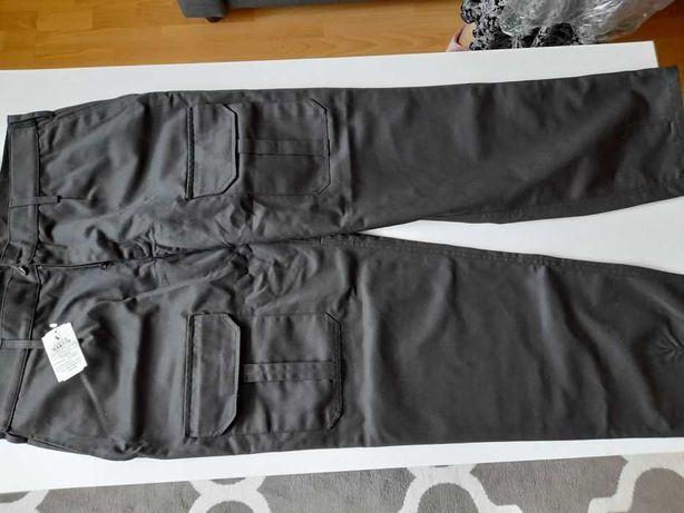 Spodnie bojowki Ochrona Policja