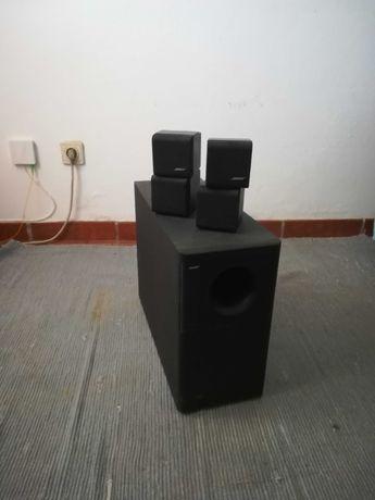 Colunas Bose Acoustimass 5 Serie II