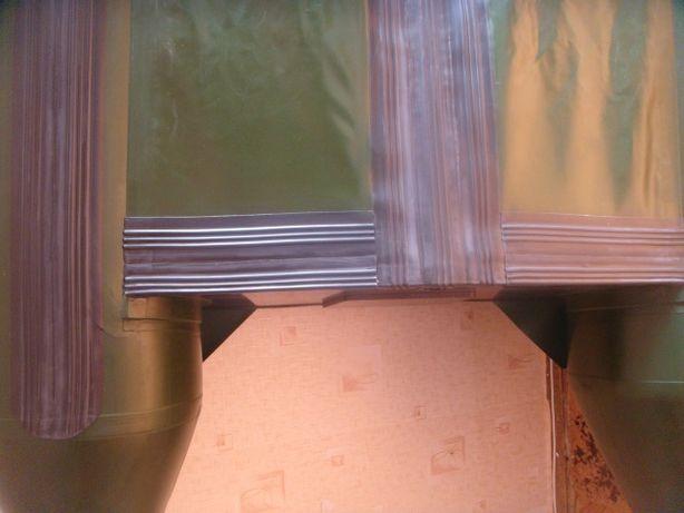 Усиление из резины на днище лодок из пах