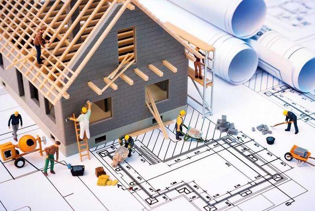 """Будівництво будинків """"під ключ"""""""