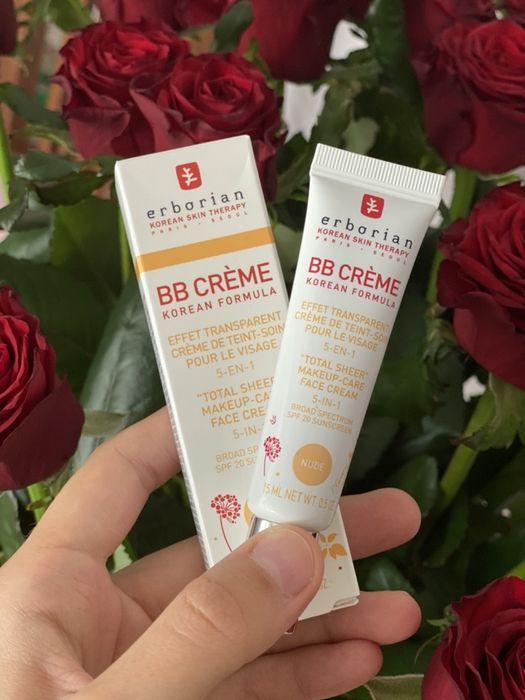 BB крем Erborian Nude BB Cream 5in1, ВВ крем ербориан Киев - изображение 1