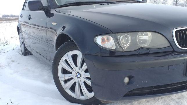 Продам BMW 320D 2002 год