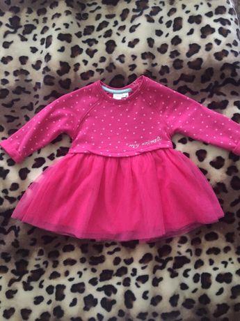 Шикарное платье для малышки, в идеальном состоянии!