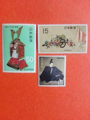 Japonia - Narodowe Skarby Sztuki.