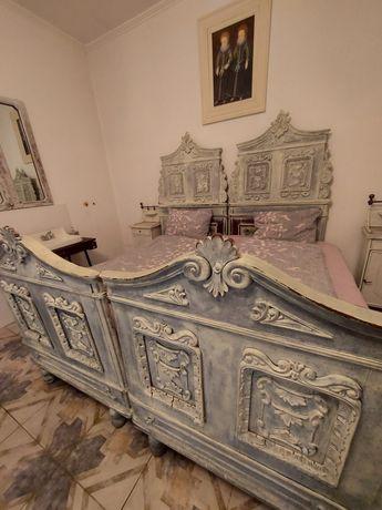 Королівське ліжко.