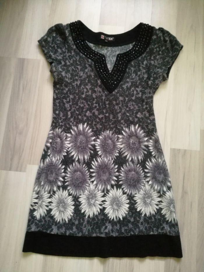Sprzedam sukienkę z dzianiny Piotrków Trybunalski - image 1