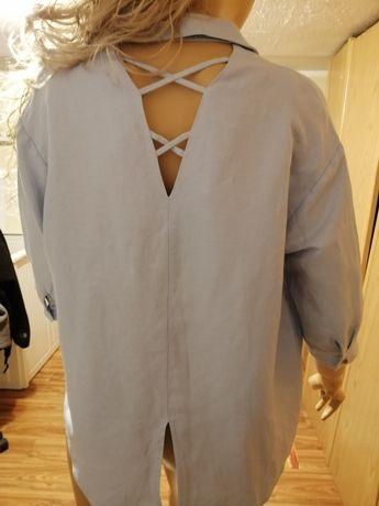 Bluzeczka koszulowa damska