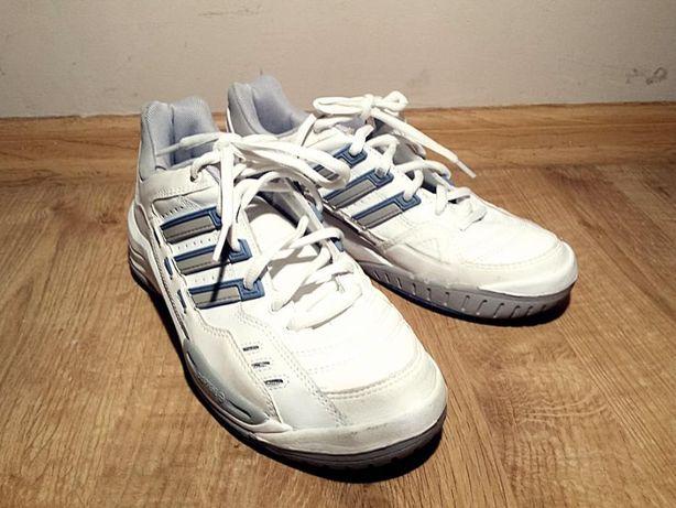 Świetne BUTY marki Adidas ! Białe ! r. 40 !