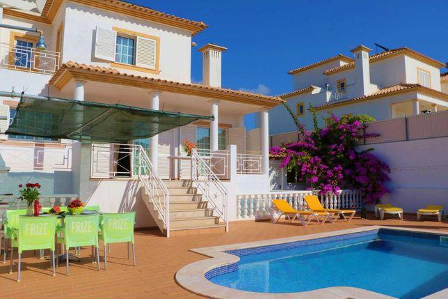 Espectacular vivenda V3 com piscina privada para 6-8-pessoas ALBUFEIRA