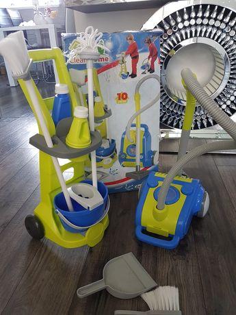 Ecoiffier zestaw sprzątający dla dzieci