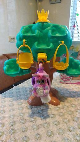 Игровой набор домик-дерево сладкие сны Fur Babies World Dream Tree