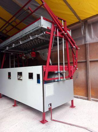вакуум формовочный станок оборудование
